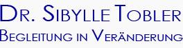 Dr. Sibylle Tobler, Begleitung in Veränderung